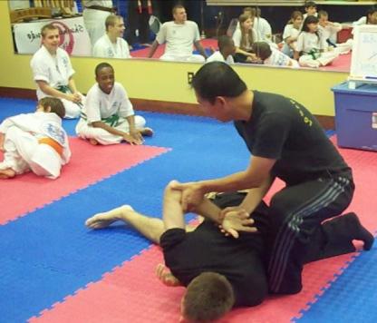 Wing Chun Kung Fu / Sifu Gorden Lu / Lo Man Kam Wing Chun