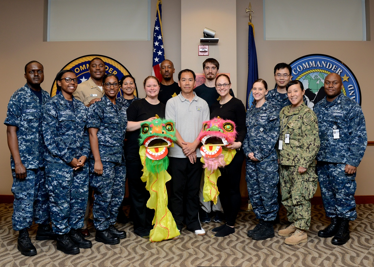 NAVY- ASIAN AMERICAN PACIFIC ISLANDER HERITAGE MONTH CELEBRATION