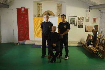 LMK Wing Chun sifus