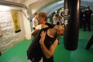 LMK Wing CHun Hungary-kill