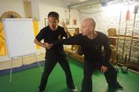 Lo Man Kam Wing Chun Sifu Gorden Lu