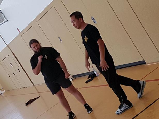 sifu gorden Germany Wing Chun 17-1