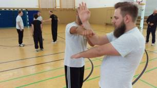 sifu gorden Germany Wing Chun 17-2