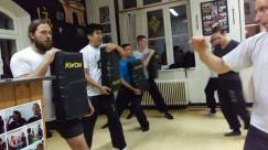 sifu gorden Germany Wing Chun 17-kick
