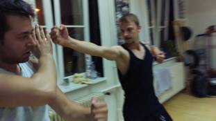 sifu gorden Germany Wing Chun 17-punch
