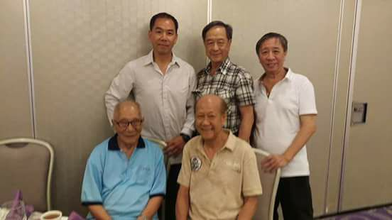 Yip Man Family reunion